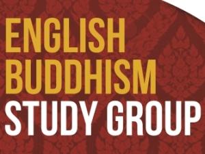 English Buddhism Study Group Menu Image